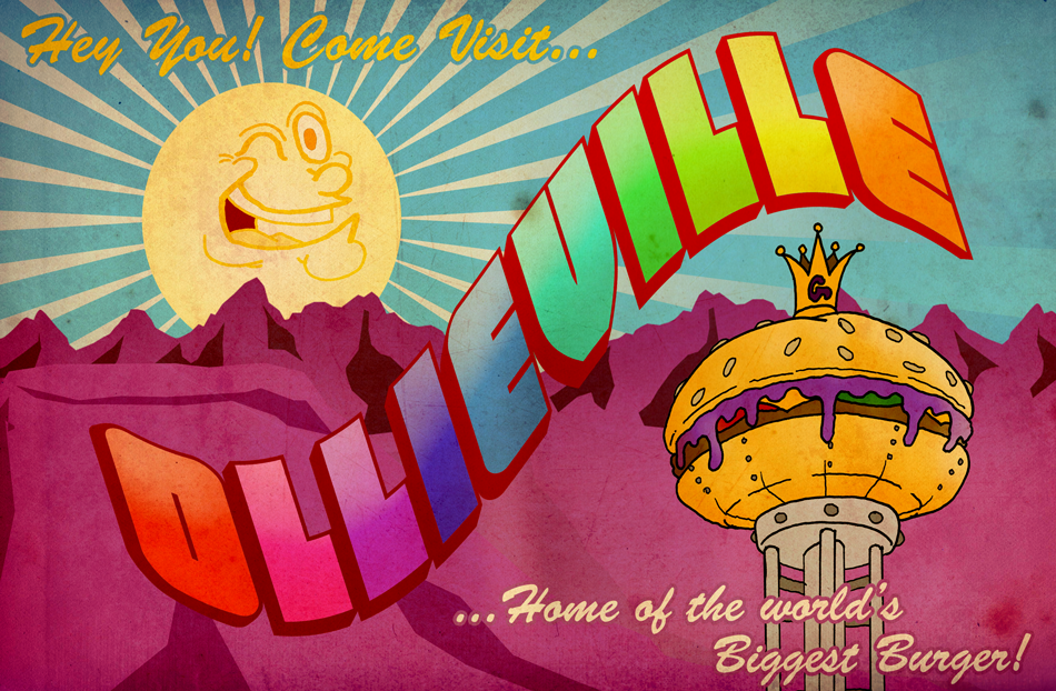 Come Visit Ollieville!